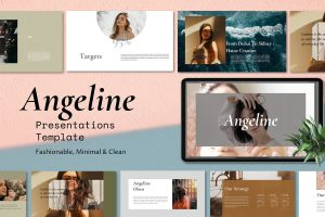 Angeline Presentation Template